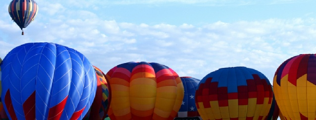 New Mexico's Balloon Fiesta - See America - Visit USA Travel Guide