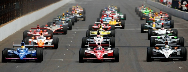 Indiana - and the World Famous Indianapolis 500 Race - See America - Visit USA Travel Guide