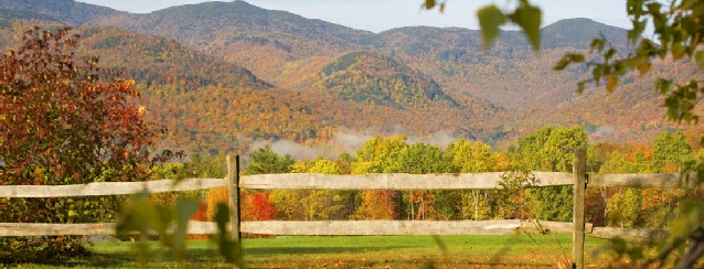 Vermont's Beautiful Green Mountains - See America - Visit USA Travel Guide